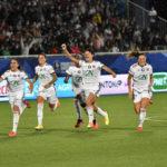 Coupe de France féminine de foot : Lyon s'impose aux tirs au but face au PSG