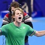 528e mondial, il crée la sensation en Belgique : La belle histoire de Zizou Bergs