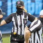 L'édition 2021 déjà dans l'histoire : Sarah Thomas, première femme à officier lors du Super Bowl