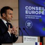 """Covid-19 : Emmanuel Macron évoque la mise en place d'un """"pass sanitaire"""""""